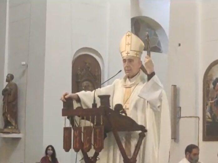 Obispo Malfa: «La Iglesia existe
