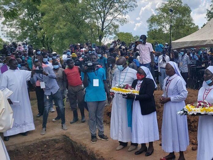 Obispos de Sudán del Sur exigen