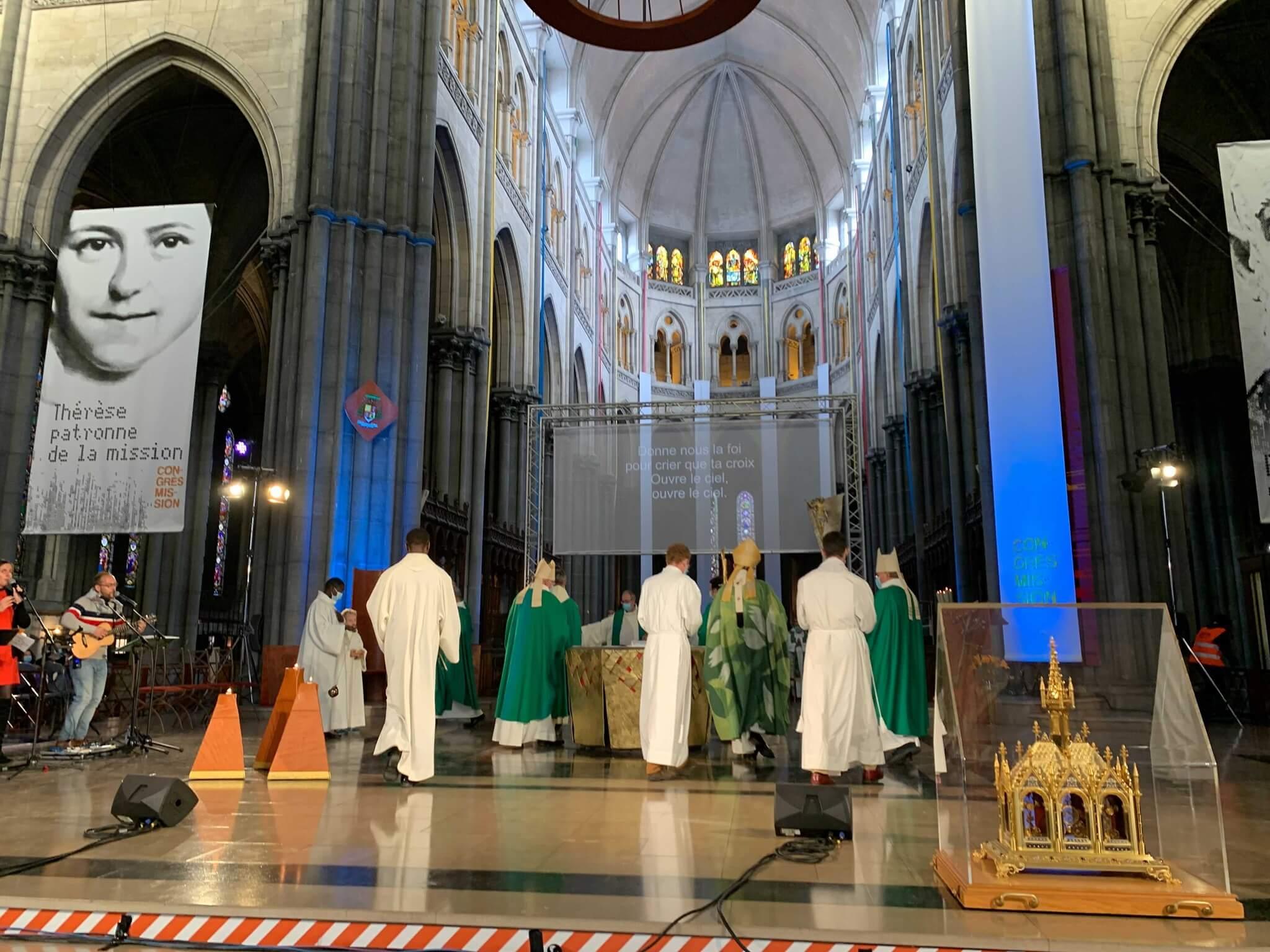 17.000 católicos participan del 'Congreso