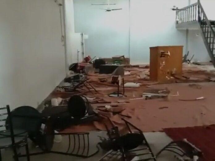 «Violencia en 13 lugares de India